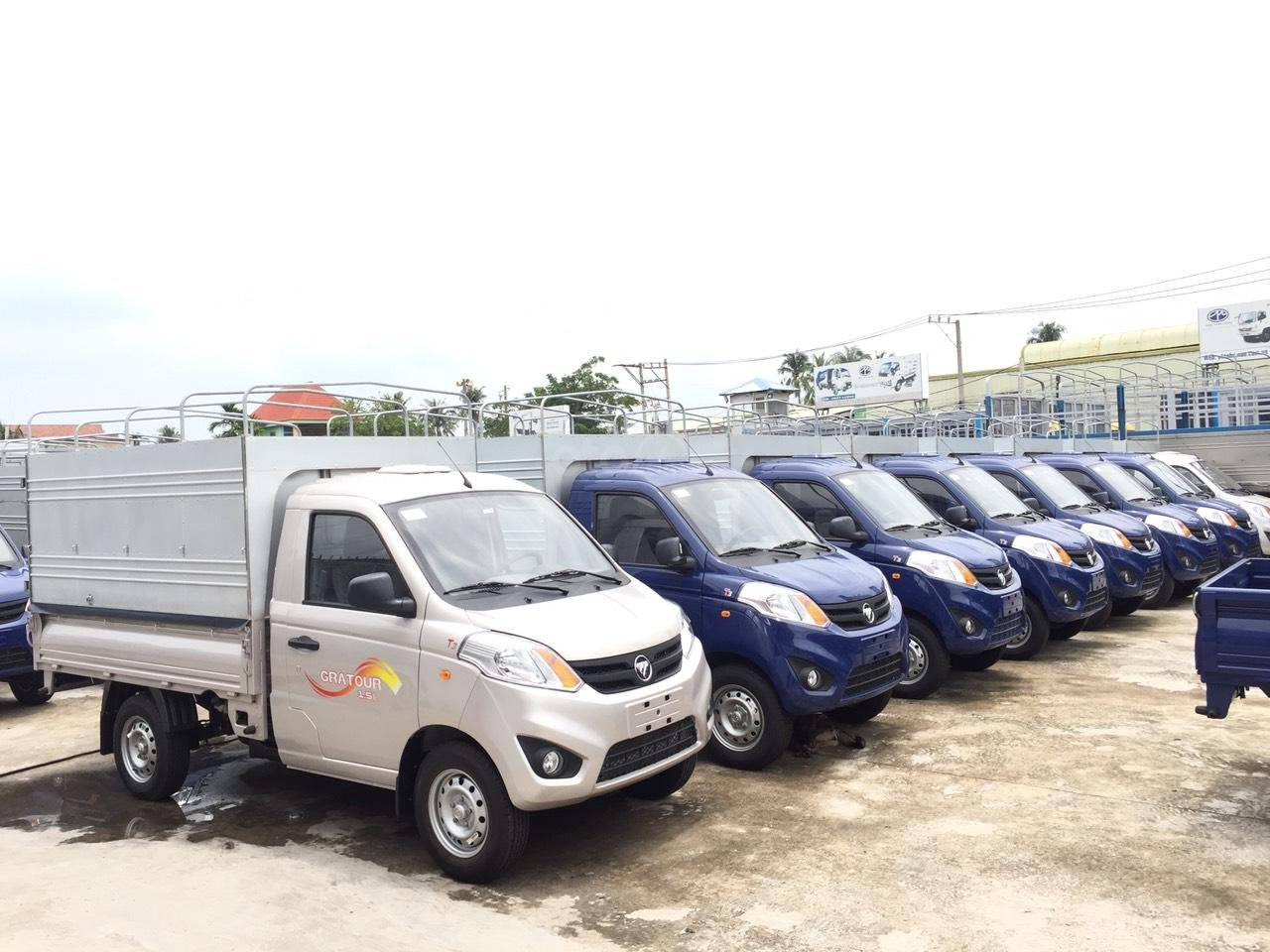 Báo giá xe tải Foton tốt nhất thị trường