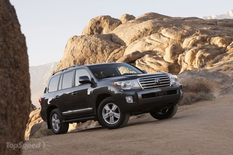 Toyota Land Cruiser 2014 111