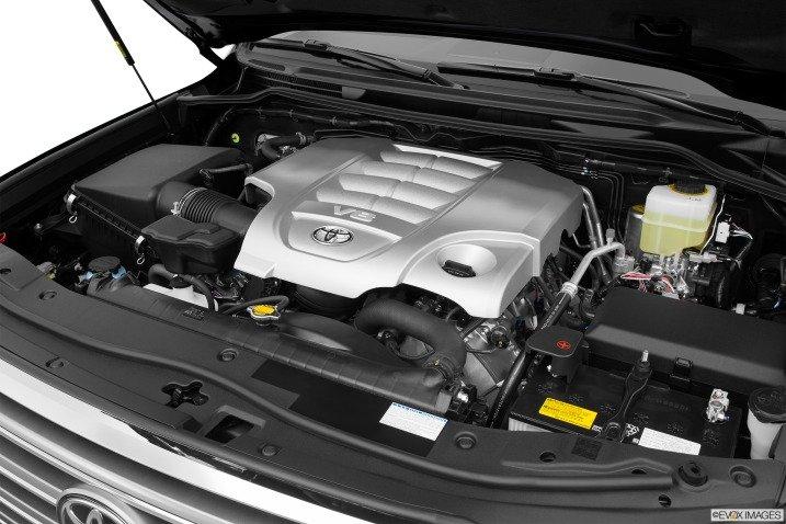Trải nghiệm lái Toyota  Land Cruiser 2014: Khả năng off-road đáng nể ````