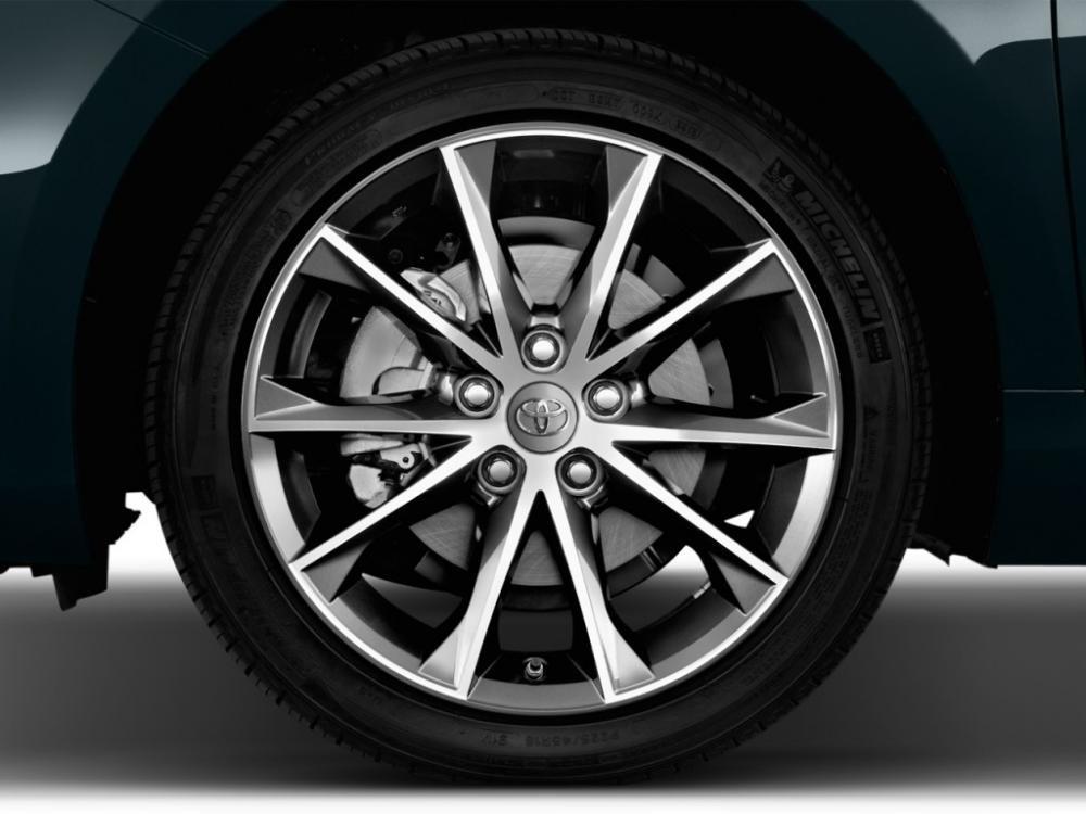đánh giá xe Toyota Camry 2015 5 66