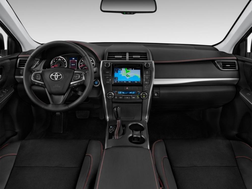 đánh giá xe Toyota Camry 2015 5341