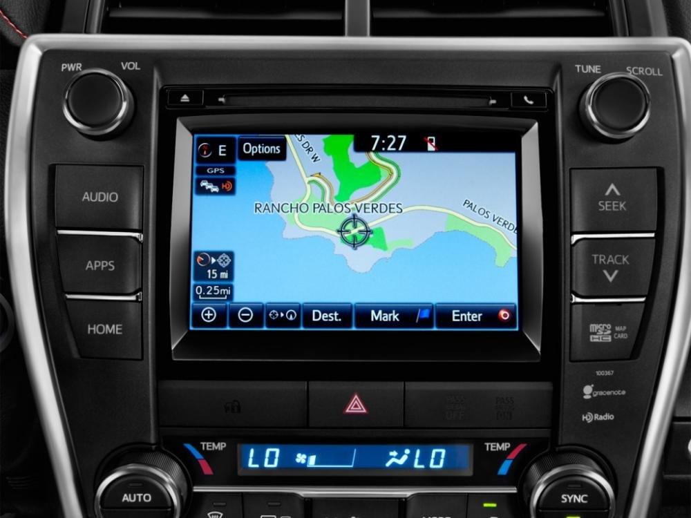 Đánh giá xe Toyota Camry 2015 5558