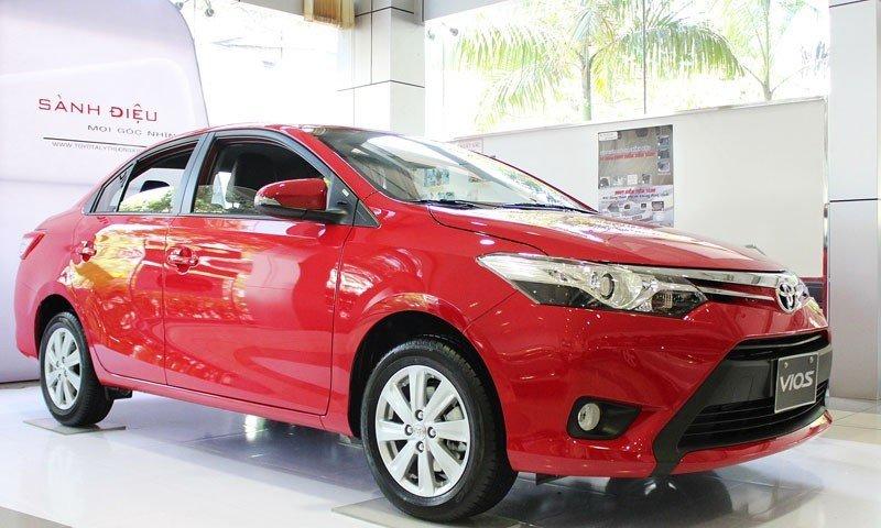 Toyota Vios 2014  1
