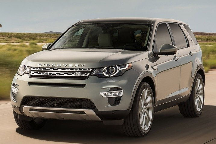 Land Rover Discoverry Sport