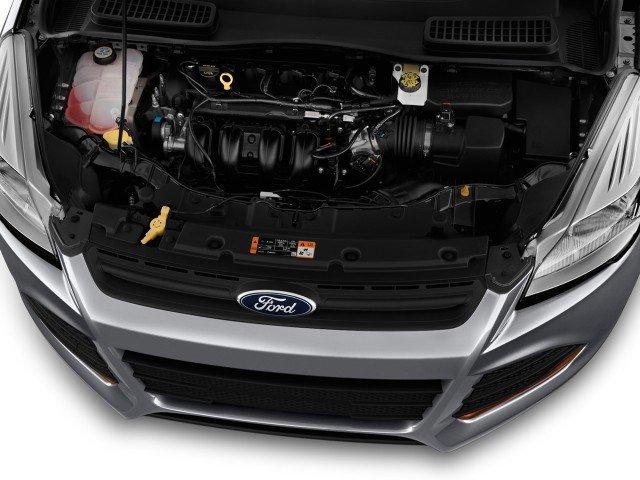 Khối động cơ Ford Escape 2015  2