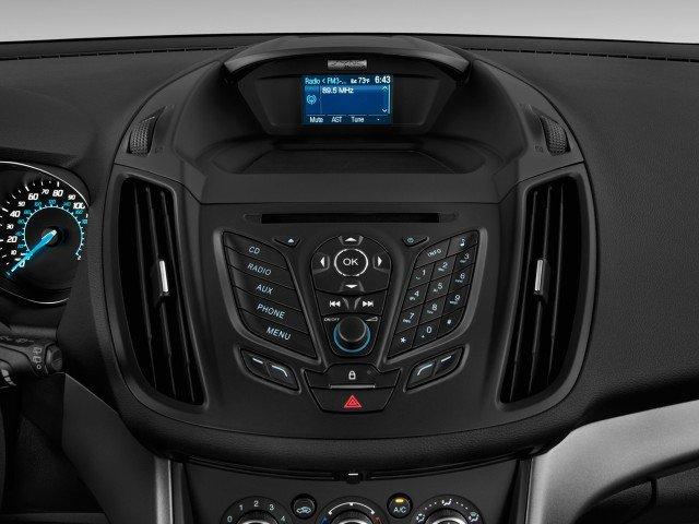 Bảng điều khiển trung tâm Ford Escape 2015  1