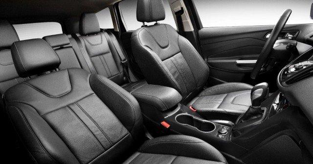 Hệ thống ghế ngồi trên Ford Escape 2015 1