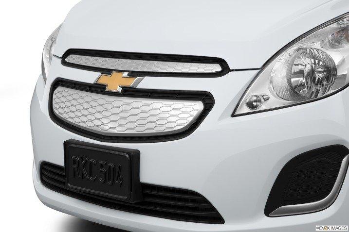 Đánh giá xe Chevrolet Spark EV Hatchback 2015