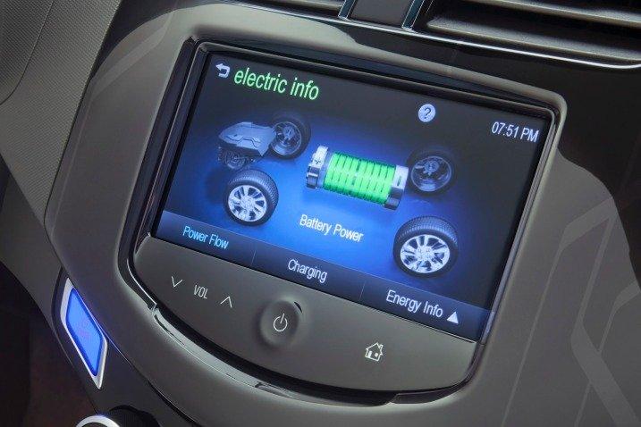 Đánh giá xe Chevrolet Spark EV Hatchback 2015 31221 2