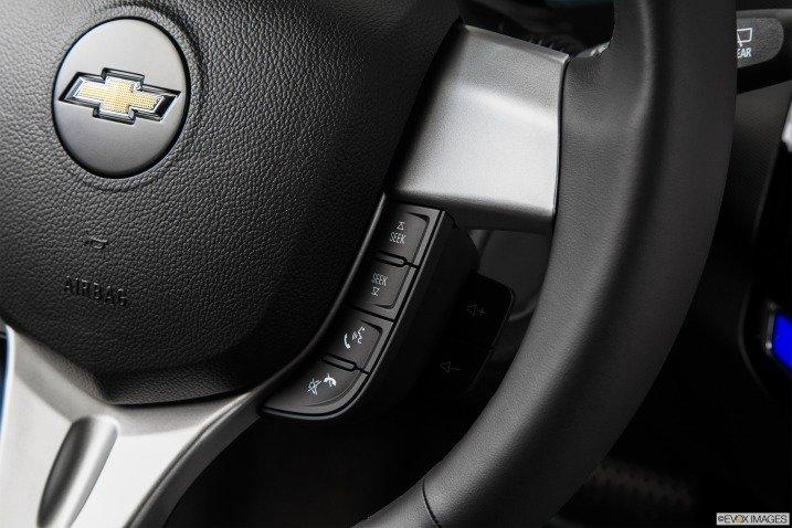 Đánh giá xe Chevrolet Spark EV Hatchback 2015 3122