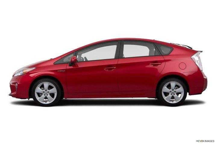 Đánh giá xe Toyota Prius 2015 5