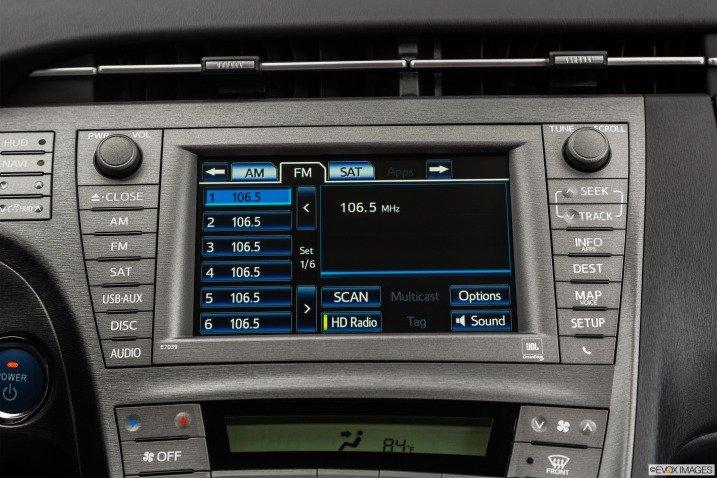 Đánh giá xe Toyota Prius 2015 20