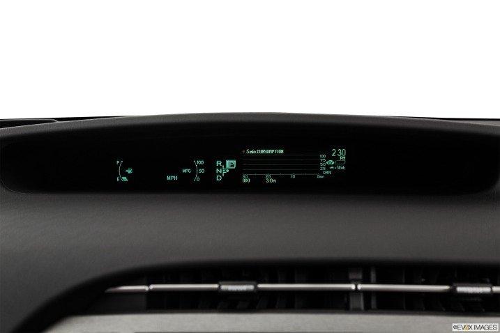 Đánh giá xe Toyota Prius 2015 1555
