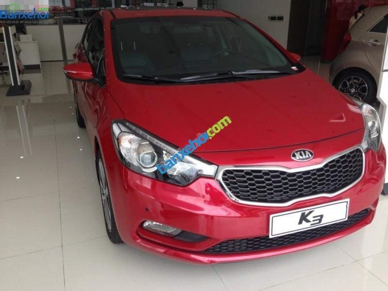 Xe Kia Forte  2011-1