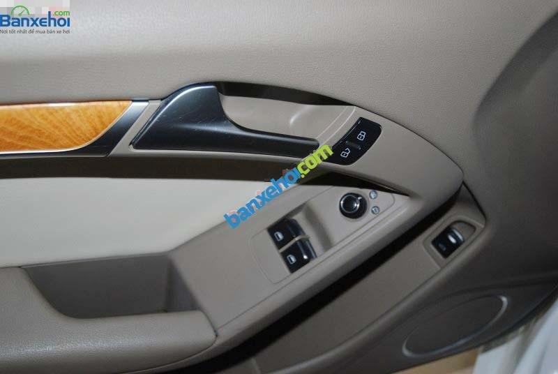 Cần bán lại xe Audi A5 sản xuất 2009, màu trắng, xe nhập-6
