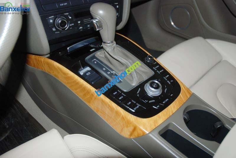 Cần bán lại xe Audi A5 sản xuất 2009, màu trắng, xe nhập-7