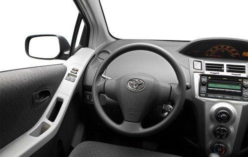 Động cơ của Toyota Yaris 2010 a
