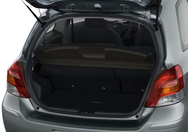 Khoang chưa đồ của Toyota Yaris 2010''''''''''''''''