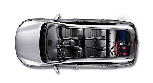 Cấu trúc thân xe Kia Sorento 2015 1