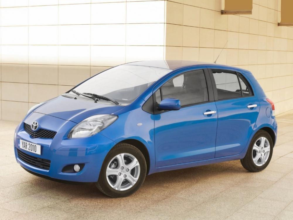 Toyota Yaris 2010 vẫn chiếm được tình cảm của rất nhiều người tiêu dùng 1
