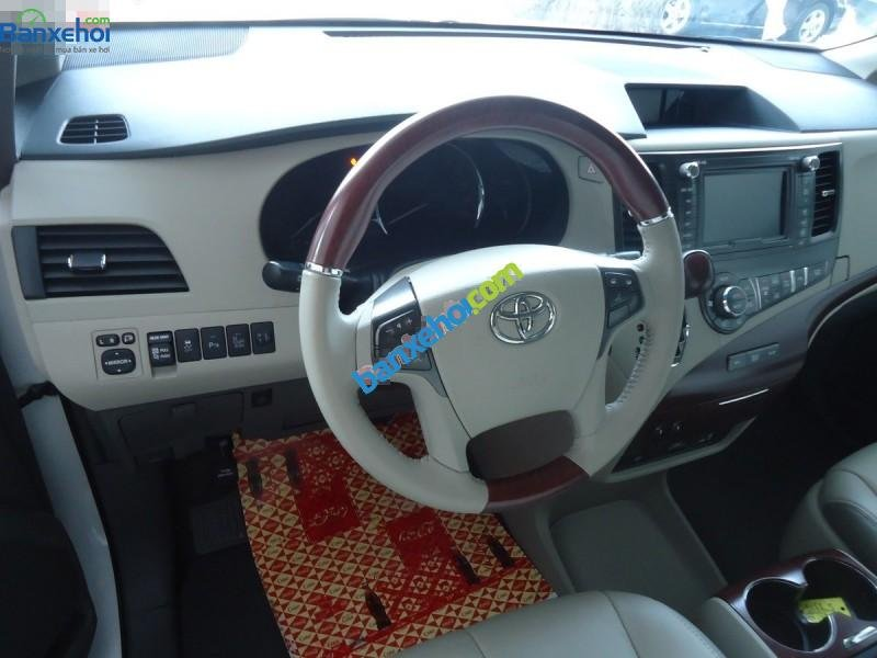 Xe Toyota Sienna Limited 2014-6