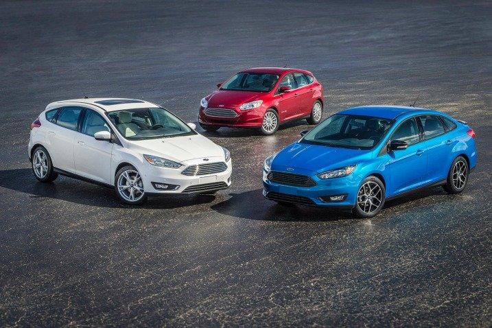Đánh giá xe Ford Focus 2015 A