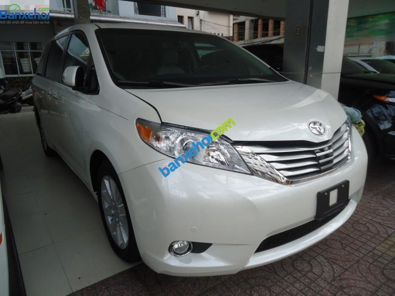 Xe Toyota Sienna Limited 2014-0