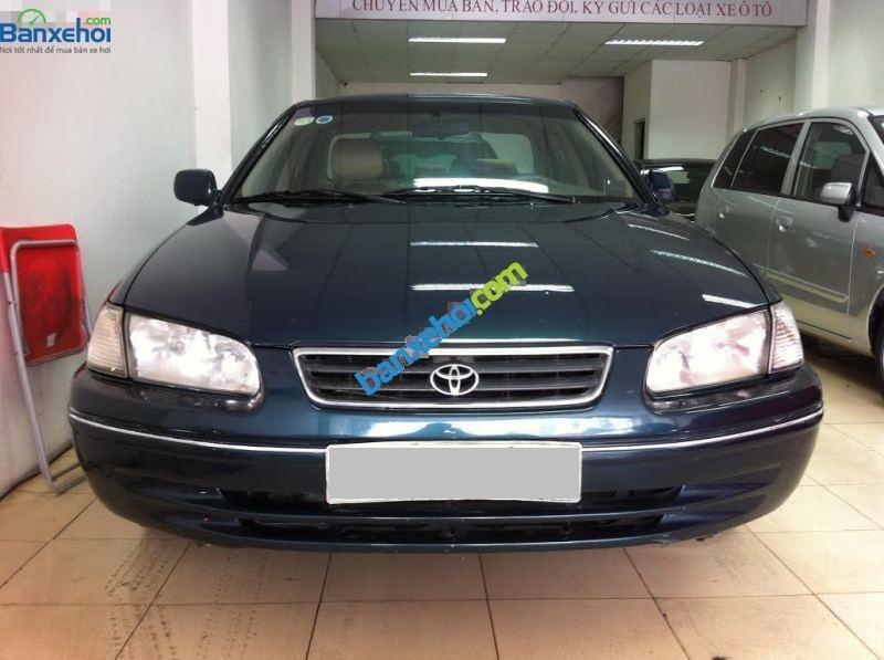 Xe Toyota Camry GLi 2001-0