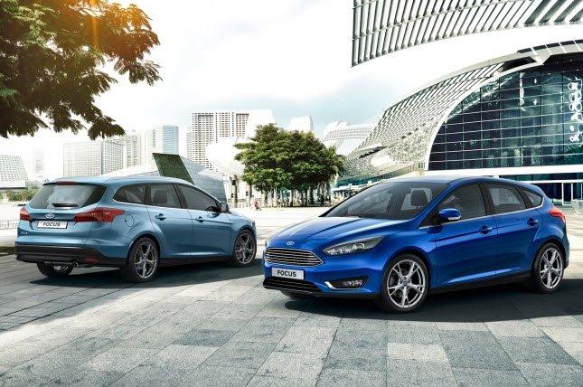 Ford Focus 2015 a