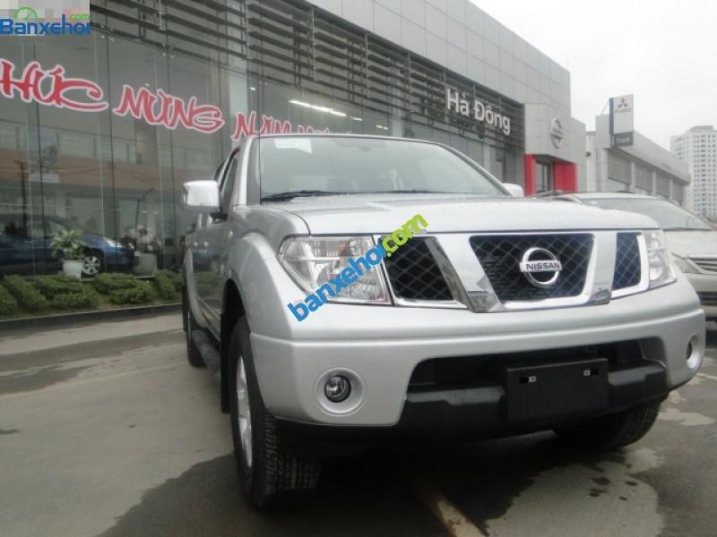 Xe Nissan Navara 2.5LE 2014-0