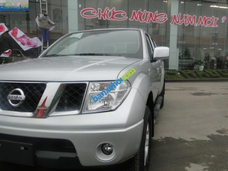 Xe Nissan Navara 2.5LE 2014-2