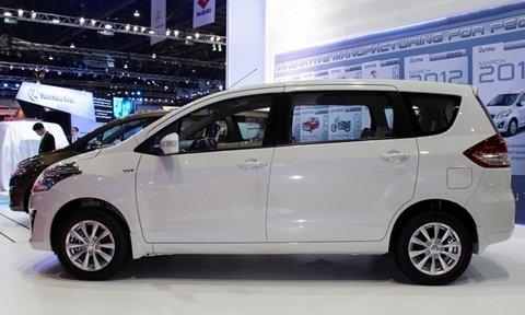 Thân xe  Suzuki Ertiga 1