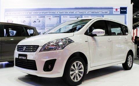 Thân xe  Suzuki Ertiga 2