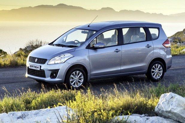 Suzuki Ertiga là mẫu xe 7 chỗ khá lý tưởng dành cho gia đình 1