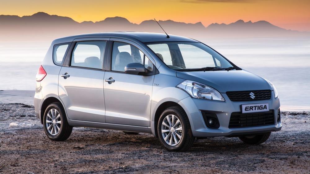 Suzuki Ertiga cho cảm giác lái rất tốt 1