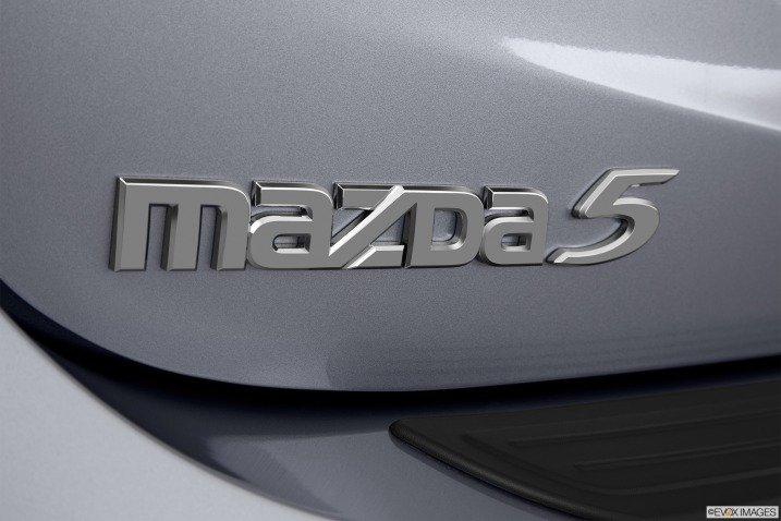 Tên xe Mazda5 1
