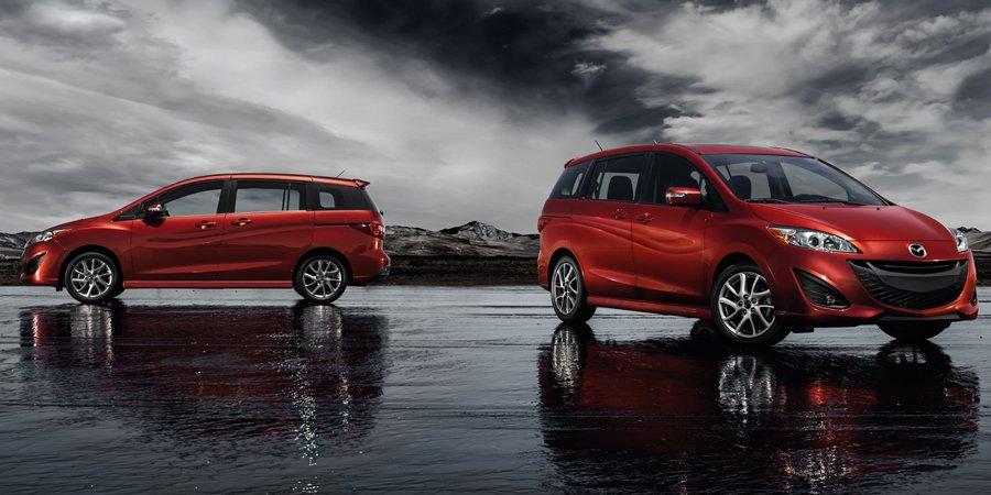 Mazda5 2014 được các chuyên gia đánh giá xe là  một trong những lựa chọn thông minh 1