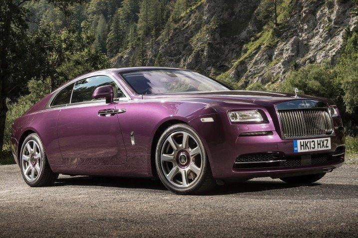 Rolls-Royce Wraith thể hiện sự đẳng cấp và tinh tế của hãng xe 1