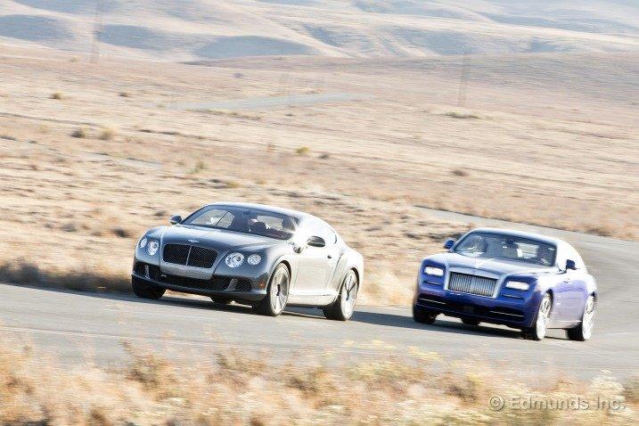 Rolls-Royce Wraith 2014 là hiện thân của đẳng cấp sang trọng, lịch lãm 1