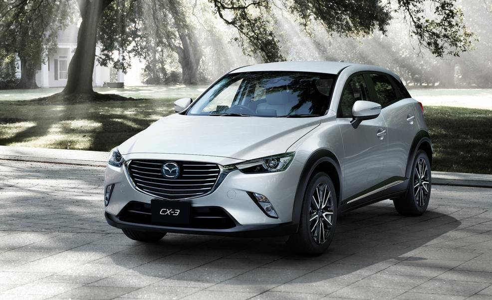 Mazda CX-3 2016 được tinh chỉnh hơn so với CX-5 để phù hợp hơn với khung xe 1