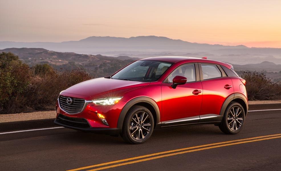 Thân xe Mazda CX-3 2016 2