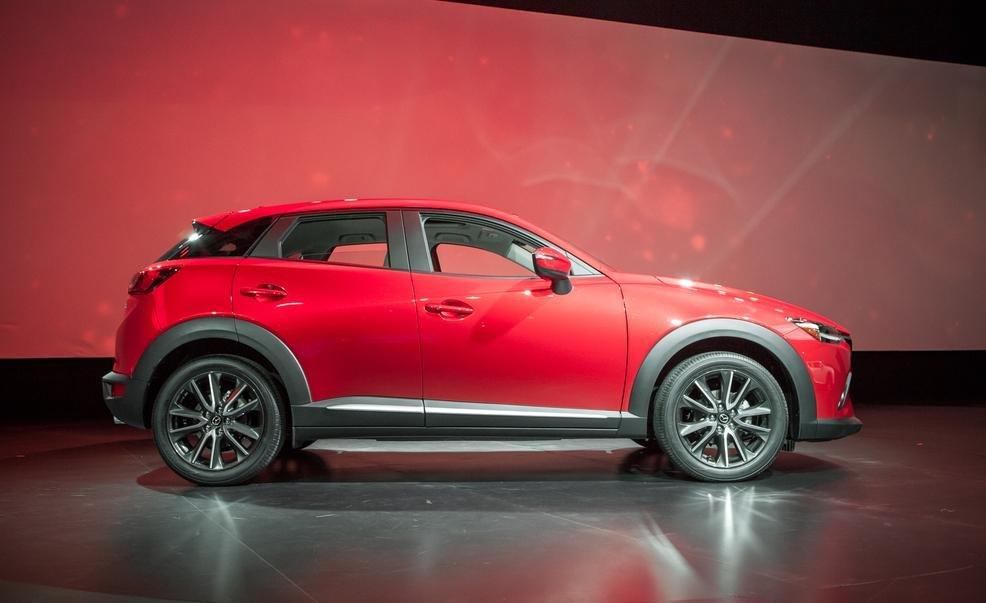 Thân xe Mazda CX-3 2016 a