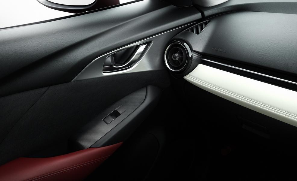 Cửa xe được thiết kế gòn gàng, hiện đại 1