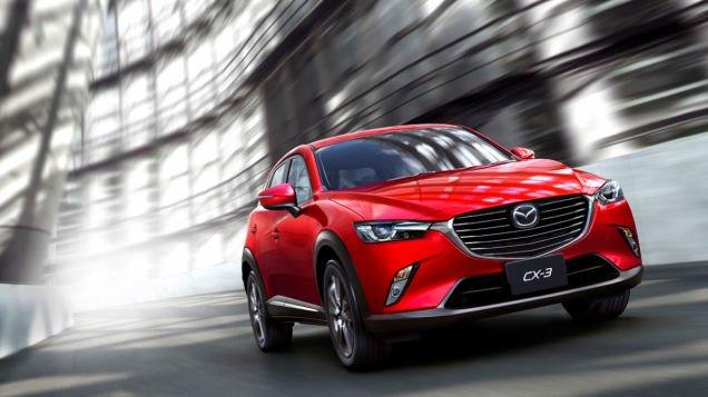 Hệ thống giảm xóc trên Mazda tạo cảm giác lái thú vị cho người dùng 1