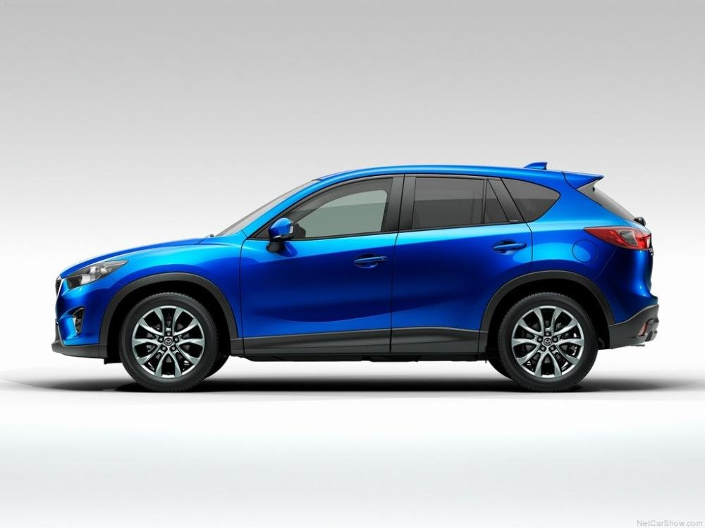 Thân xe Mazda CX-5 2013