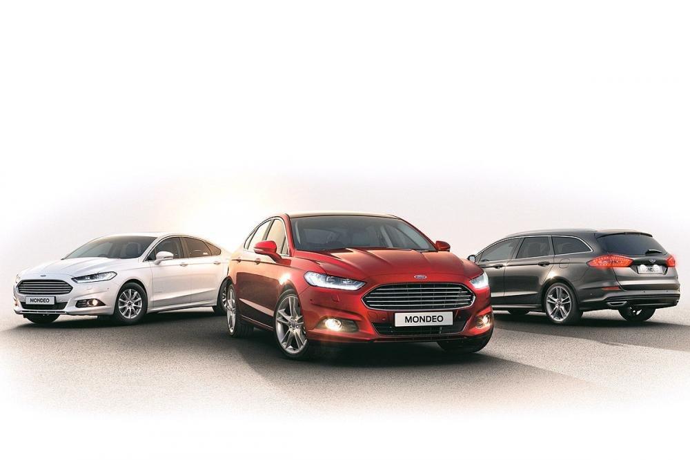 Mondeo 2015 - sự lựa chọn ưu tiên hàng đầu cho xe gia đình cỡ trung 1
