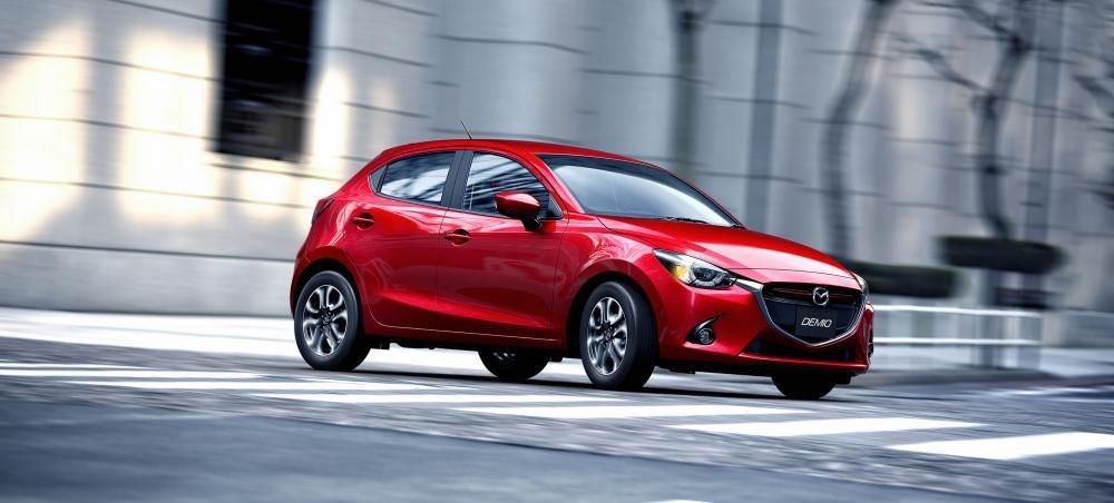 Mazda2 2015 được đầu tư, nghiên cứu cải tiến 1