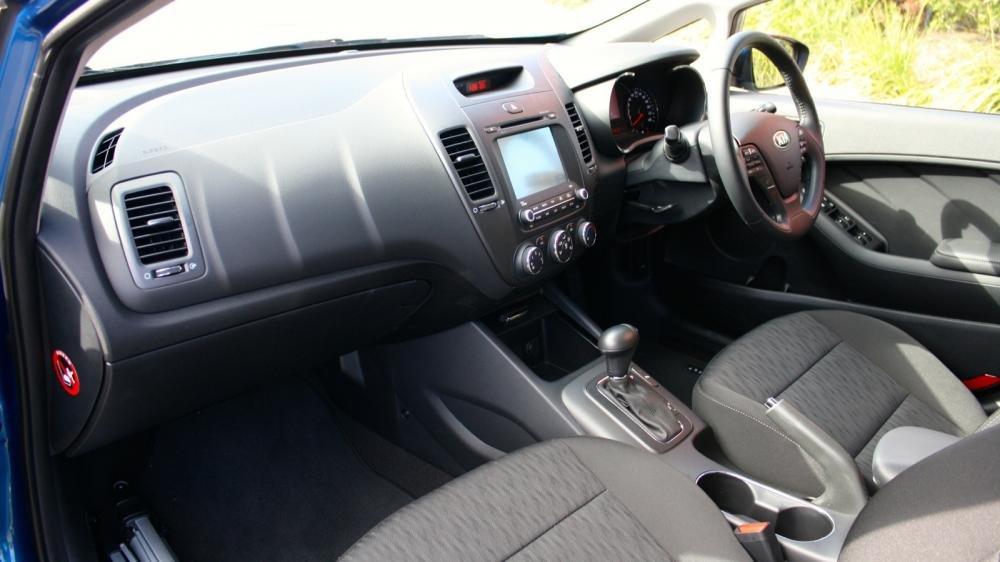 Bảng điều khiển Kia Cerato 2015 2