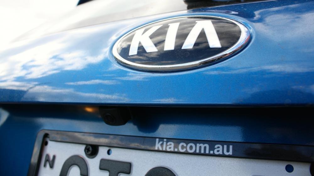Đuôi xe Kia Cerato 2015 2