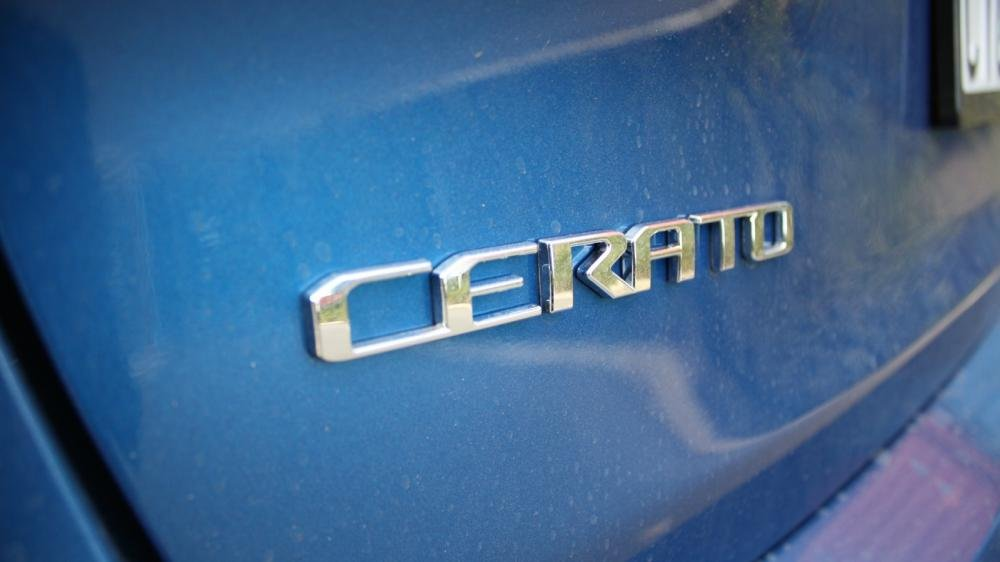 Đuôi xe Kia Cerato 2015 3